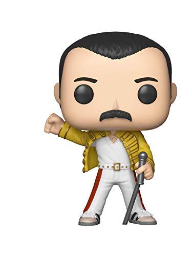 QUEEN - Bobble Head POP N° 96 - Freddie Mercury Wembley 1986
