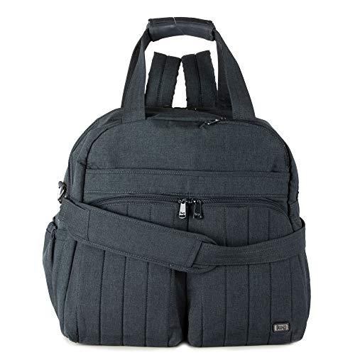 LUG Unisex-Erwachsene Boxer Duffel Bag, Heather Indigo Seesack, Einheitsgröße