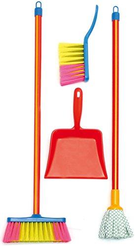 Theo Klein 6210 - bezemset in zak, speelgoed