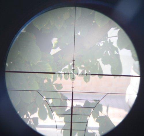 Profi Zielfernrohr ZOOM 6-24*50 beleuchtet OVP