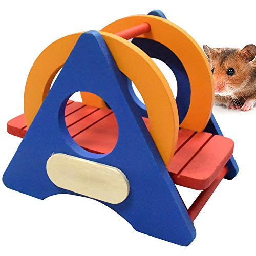 Lidylinashop Hamster Hamster Hamster Cage Hamster Escalade Jouets Hamster Maison Hamster Sable Hamster repaire Lapin Jouets l'ennui disjoncteur