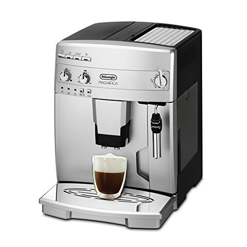 ESAM 03.126.S Macchina da caffè automatica, pressione pompa 15 bar, funzionamento 1 e 2 tazze, ugello per schiuma