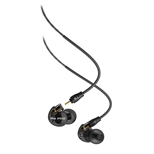MEE audio Universal-Fit Noise-Isolating Musician's in-Ear Monitors...