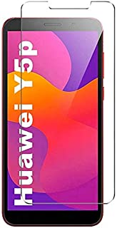 Huawei Y5p Screen Protector 9H Hardness Anti-Scratch Tempered Glass Screen Protector,Bubble Free Tempered Glass Protective...