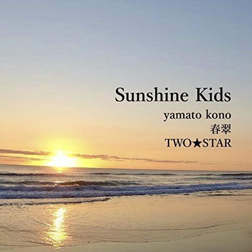 yamato kono, Two Star & Syunsui