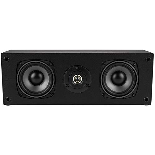 """Dayton Audio C452 Dual 4-1/2"""" 2-Way Center Channel Speaker"""