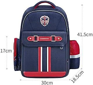 KTUKDECN Kids Knapsack Boys And Girls School Bags Ortopedic Load Relief Kids Bag Kindergarten School Toddler Backpaback La...