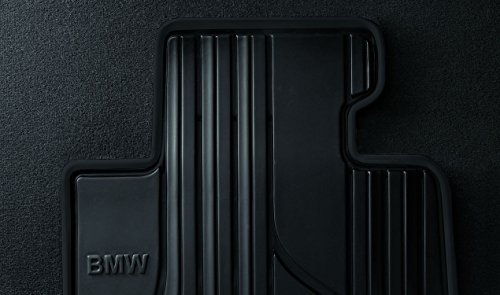 BMW 51472311024 All-Weather Floor Mats for E90, E91, E92, E93 3 Series (Set of 2 Front Mats)