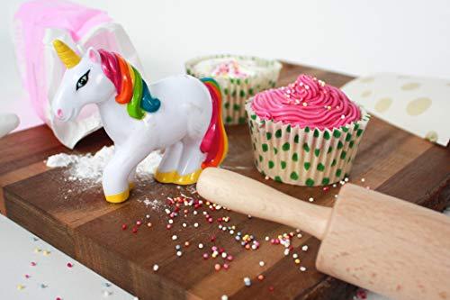 Einhorn Streuer Salzstreuer Streusel Kuchen Einhornstreuer Unicorn Shaker