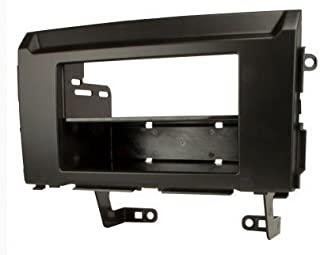 SCOSCHE NN1682B 2016-Up Nissan Titan Double and Single DIN Aftermarket Stereo Installation Kit