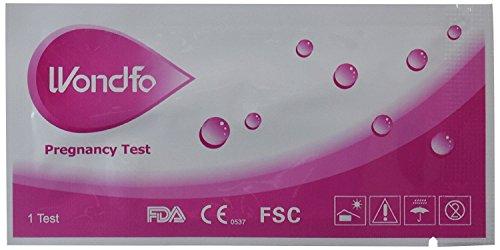 Wondfo Pregnancy Test Strips, 25-count medical