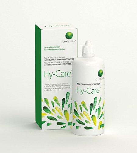 CooperVision Hy-Care - Kontaktlinsenlösung, 1er Pack (1 x 360 ml)
