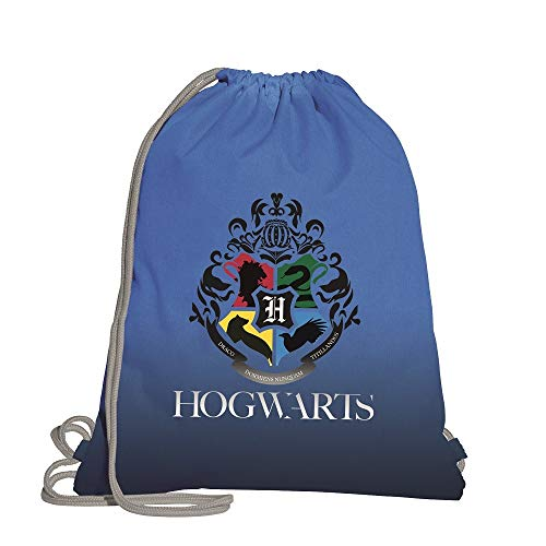 Harry Potter, bolsa de deporte / mochila con cordón