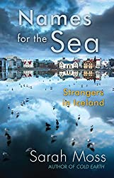 Names for the Sea book cover ~ books set in Iceland