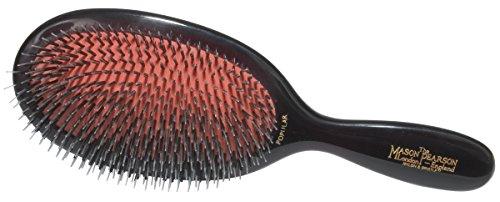 Mason Pearson Popular Hair Brush, Ruby