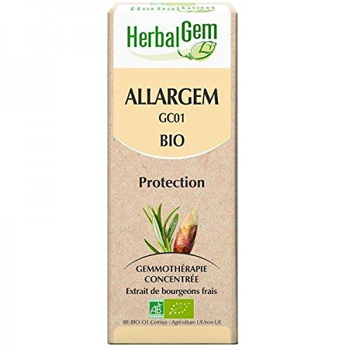 Herbalgem - Allargem Complexe Bio - 50 Ml