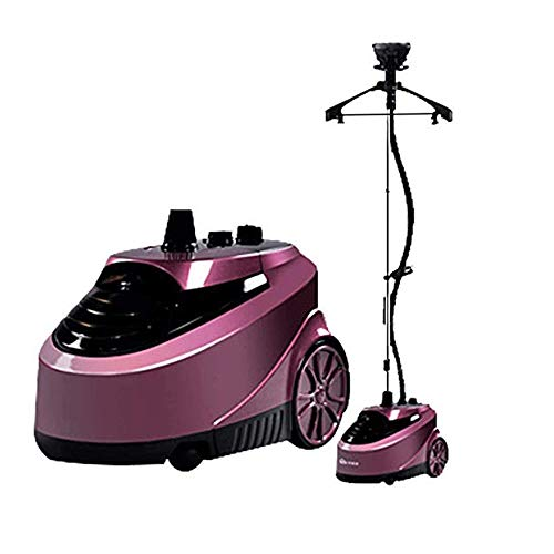 YQSHYP Vertical Steamers Presses,2.5L Water Tank Multifunctional steam Iron 9 Gear Adjustment, Home 2000W Professional Garment Steamer