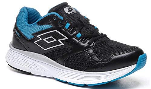 Lotto Speedride Herren Sneaker Low Schuhe Schwarz, Größenauswahl:42.5