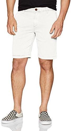PAIGE Men's Thompson Short in Classic White