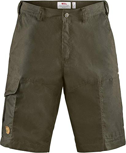 Fjallraven Karl Pro Shorts Mens, Dark Olive, 44