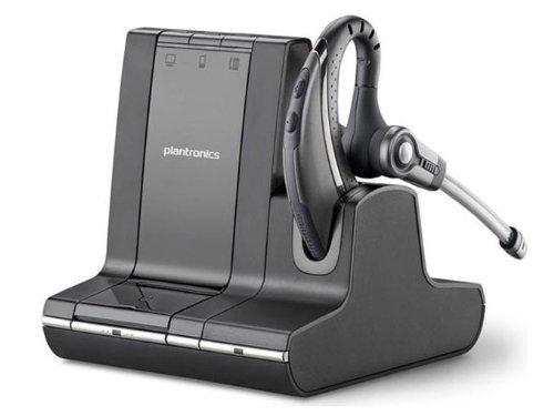 Plantronics Savi Office W730 Headset, Single