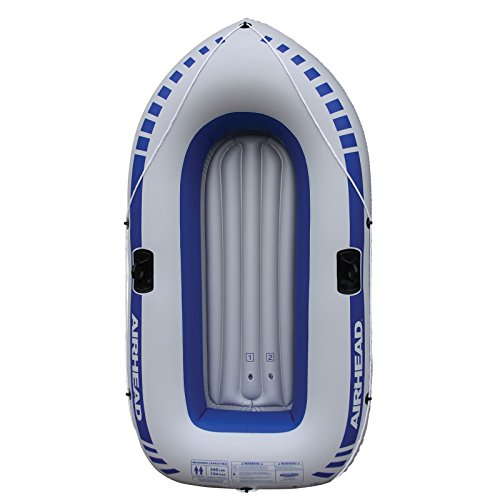AIRHEAD Inflatable Boat, 2 person
