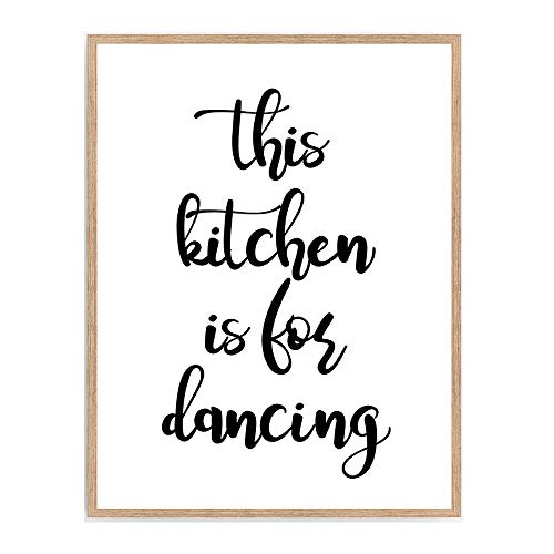 this kitchen is for dancing - 9