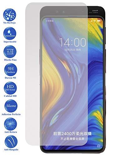 Todotumovil Protector de Pantalla Xiaomi Mi Mix 3 de Cristal Templado Vidrio 9H para movil