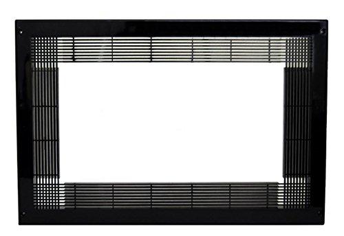 Micel 94507 - Marco microondas 600x400 mm Negro