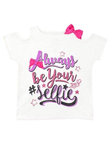 JoJo Siwa Camiseta para niñas Selfie