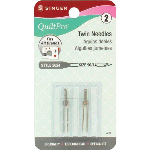SINGER Machine Twin Needles