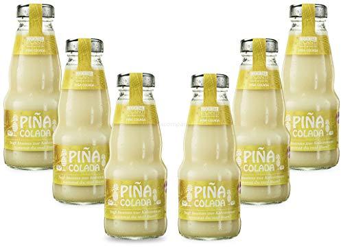 Cocktail Plant Pina Colada (10,1{c56ca1be6827fa20e898df17d2c0da59d3c11b5b2782534aa848ae17d3586c85} Vol) 6x 0,2l = 1,2l - inkl. Pfand MEHRWEG- [Enthält Sulfite]
