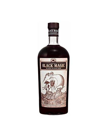 Black Magic Spiced Ron - 700 ml