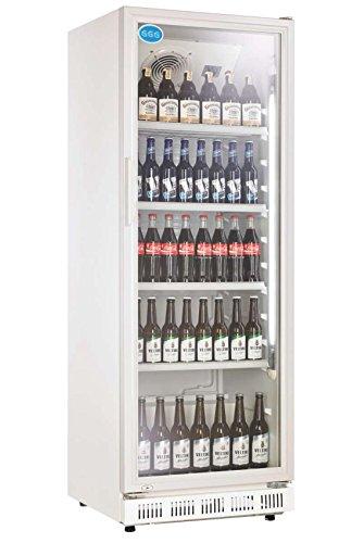 Flaschenkühler, 230 Liter, 530 x 635 x 1442 mm,