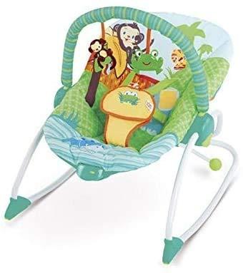 Bouncers Swings Jumpers Baby Bodyguard Chairs | Bouncer Swing Chair | Elektrische Shock Rocker Coax Slapen Rocking Stoel Kind Zetels | Nieuwe Gift voor Pasgeborenen Babys (Kleur: A) hsvbkwm
