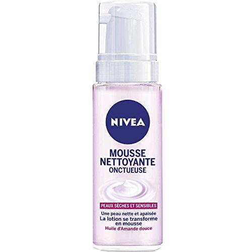Nivea Crema Limpiadora Espuma seca y sensible 150ml de la piel