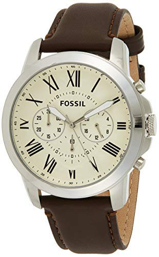 Fossil FS4735 Reloj Hombre de Analogico