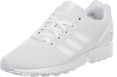 adidas ZX Flux Bambino Sneaker Bianco