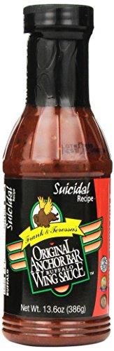 Anchor Bar Suicidal Wing Sauce