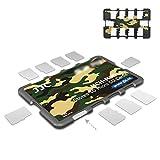 JJC 薄型 カードケース MicroSD Micro SD TF カード 10枚 収納可能 メモリーカードケース MSDカードケース TFカードケース 軽量 携帯便利 カード収納 迷彩