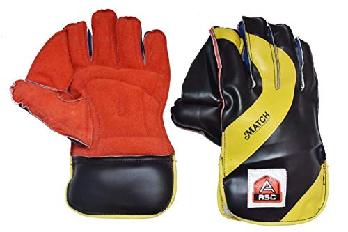 ASC Cricket Wicket Keeping Gloves - Match (Standard Size)