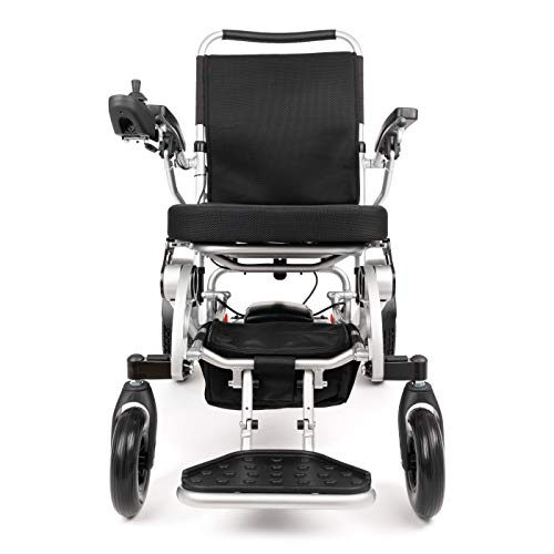 Purchase Porto Mobility Ranger Quattro XL Ultra Exclusive Lightweight Foldable Electric Wheelchair L...