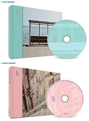Price comparison product image You Never Walk Alone (Random cover,  incl. 120-page photobook and one random photocard)