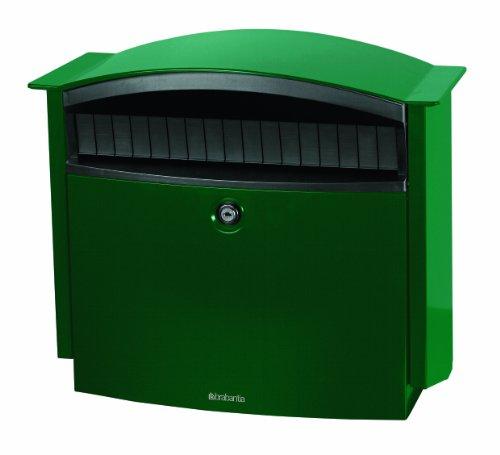 Brabantia 652004 Briefkasten B 700 grün