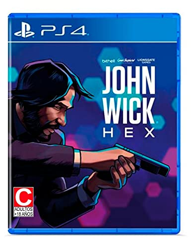 John Wick Hex for Playstation 4 [USA]