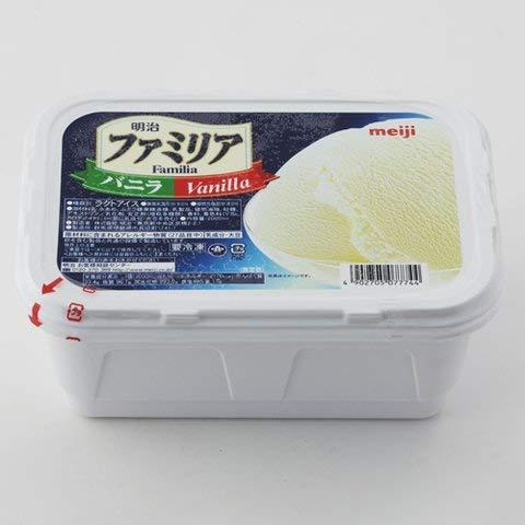 ファミリアバニラ 2L 【冷凍・冷蔵】 10個