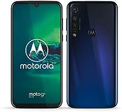 "Motorola Moto G8 Plus (Pantalla de 6,3"" FHD u-notch, cámara de 48 MP, altavoces Dolby® stereo, 64 GB/ 4GB, Android 9.0, Dual SIM Smartphone), Azul"