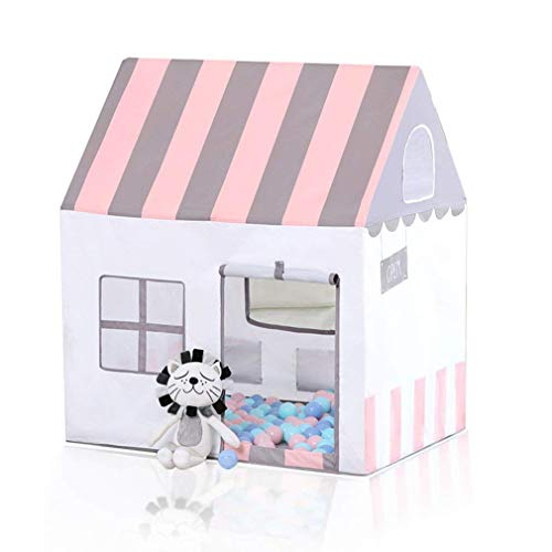Beneyond Childrens Teepee,Kids Play tent,Childrens tent,Play tent house Princess castle,Indoor,Outdoor,Baby Toy House,Infant toys tent Pink