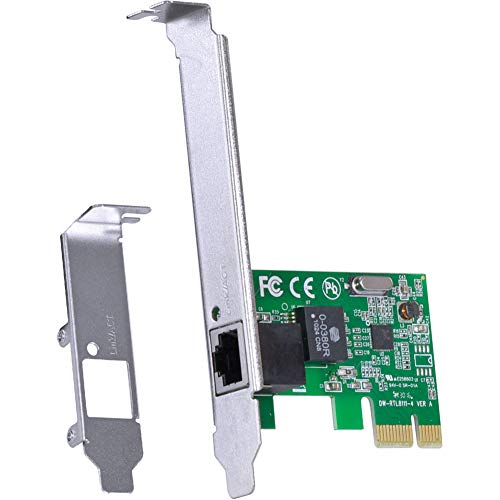 PLACA de REDE 10/100 PCI-E PRV100E, 26260