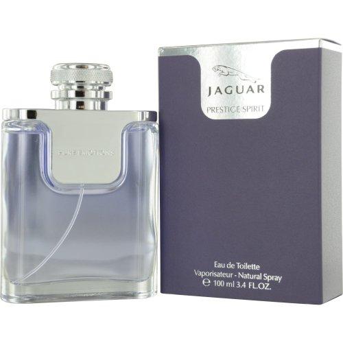 Jaguar Fragrances Prestige Spirit homme/men, Eau de Toilette Natural Spray, 100 ml